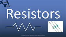 An introduction to the resistor, a fundamental electronics component found in almost any electrical circuit.